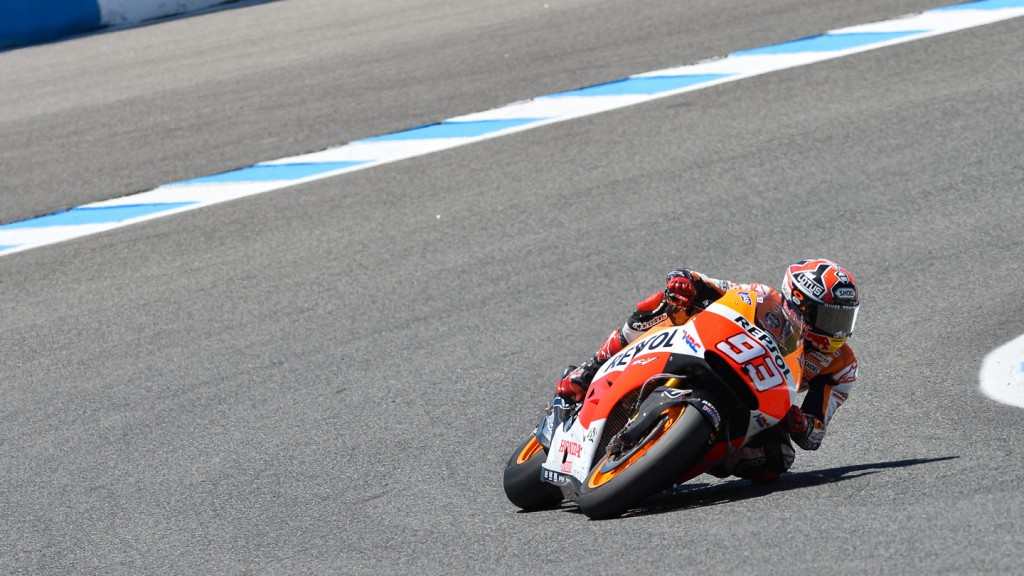 Marc Marquez, Repsol Honda Team, SPA RACE