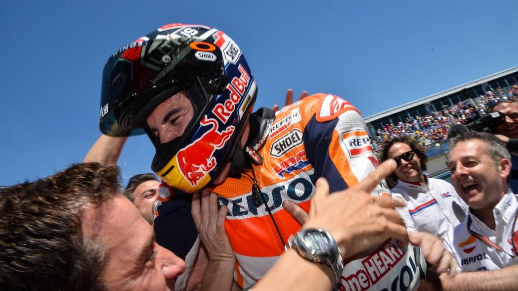 Marc Marquez, Repsol Honda Team, SPA RACE
