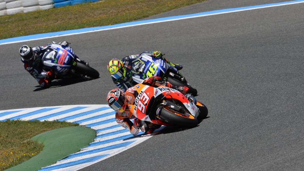 MotoGP, SPA RACE