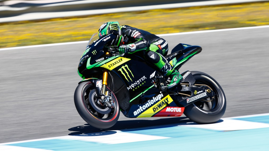 Pol Espargaro, Monster Yamaha Tech 3, SPA RACE