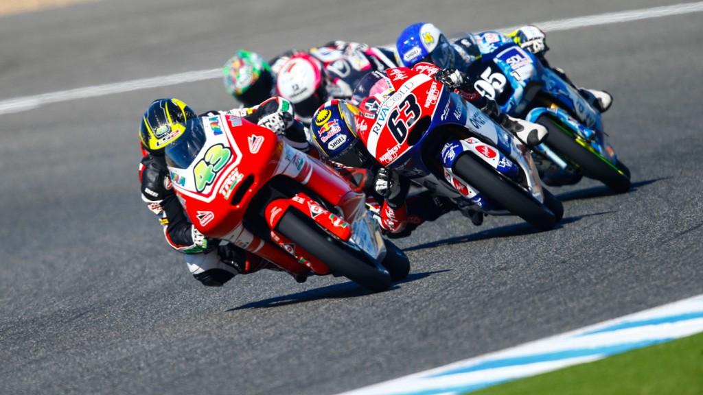 Moto3, SPA RACE