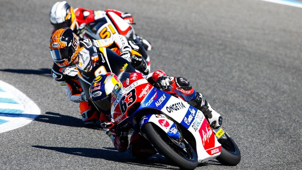 Zulfahmi Khairuddin, Ongetta-AirAsia, SPA RACE
