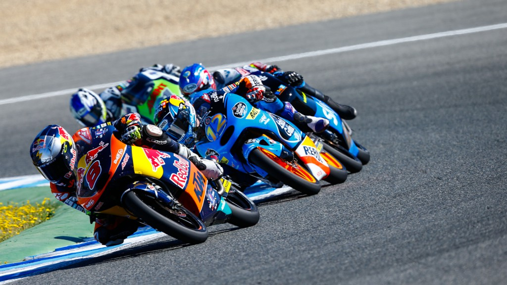 Jack Miller, Alex Rins, Red Bull KTM Ajo, Estrella Galicia 0,0, SPA, RACE