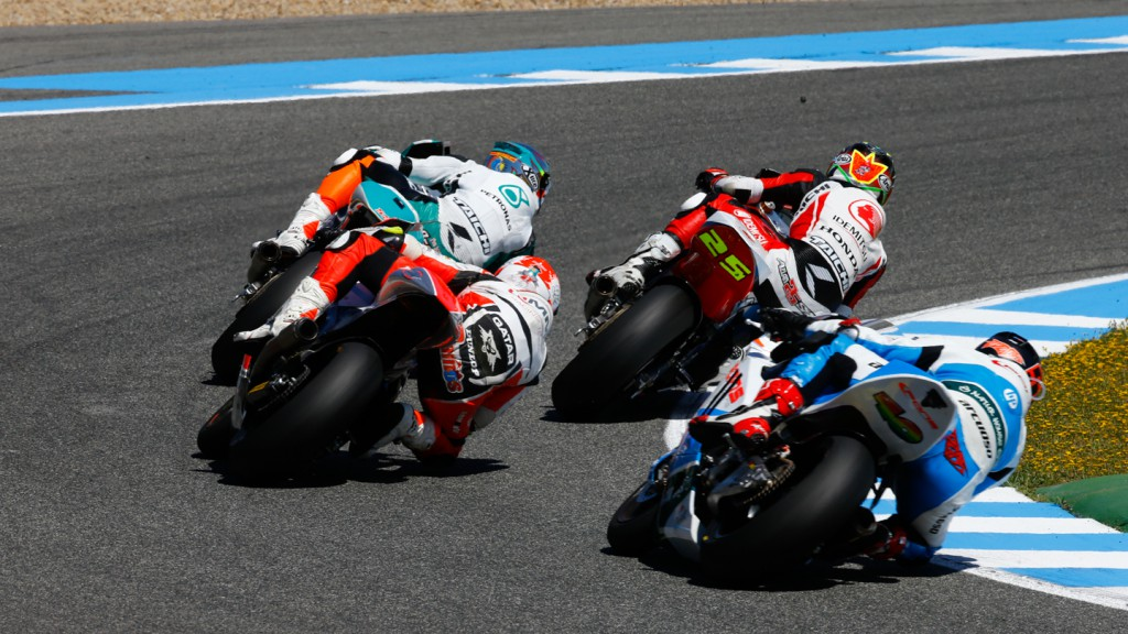 Moto2, SPA, RACE