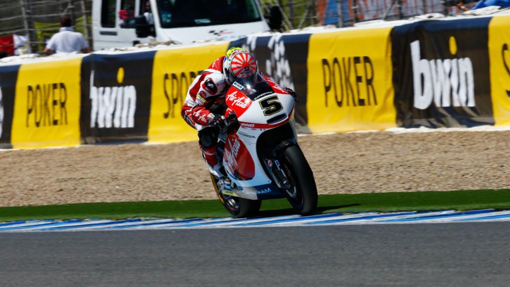 Johann Zarco, AirAsia Caterham, SPA RACE