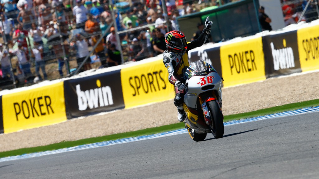 Mika Kallio, Marc VDS Racing Team, SPA RACE