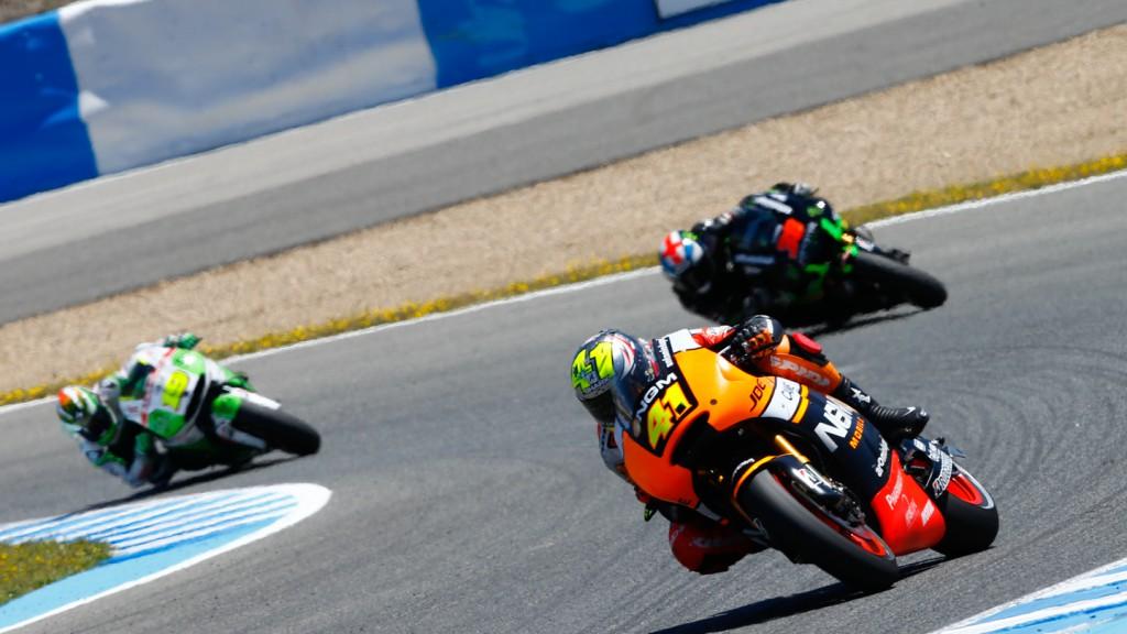 MotoGP, SPA RACE