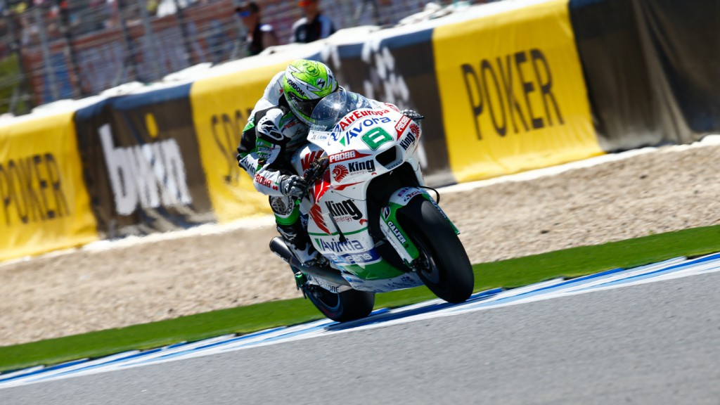 Hector Barbera, Avintia Racing, SPA RACE