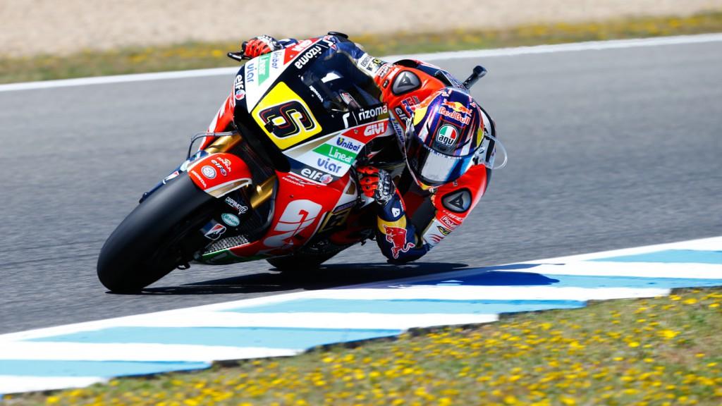 Stefan Bradl, LCR Honda MotoGP, SPA, RACE