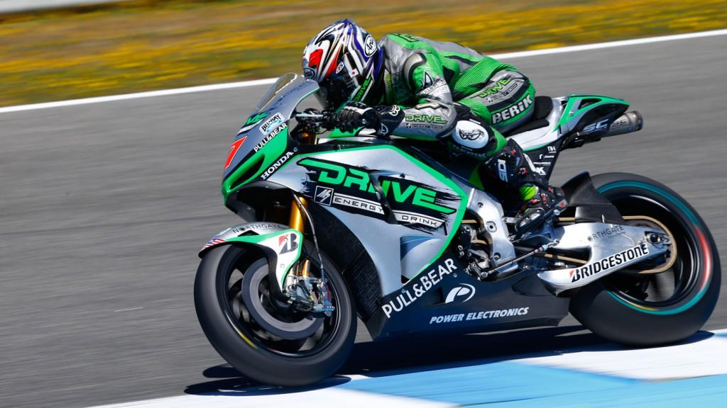 Hiroshi Aoyama, Drive M7 Aspar, SPA RACE