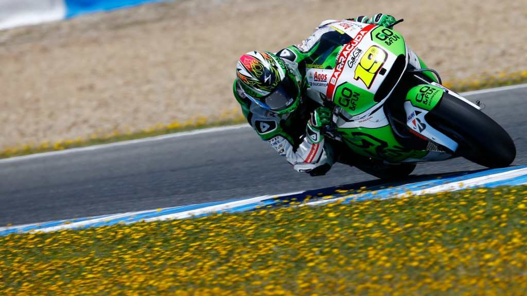 Alvaro Bautista, GO&FUN Honda Gresini, Jerez Test