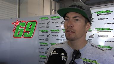 Arthritis in wrist affecting Nicky Hayden
