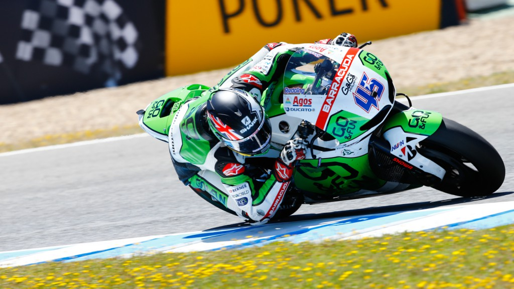 Scott Redding, GO&FUN Honda Gresini, SPA RACE