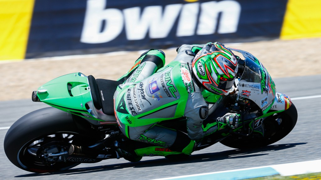 Nicky Hayden, Drive M7 Aspar, SPA RACE