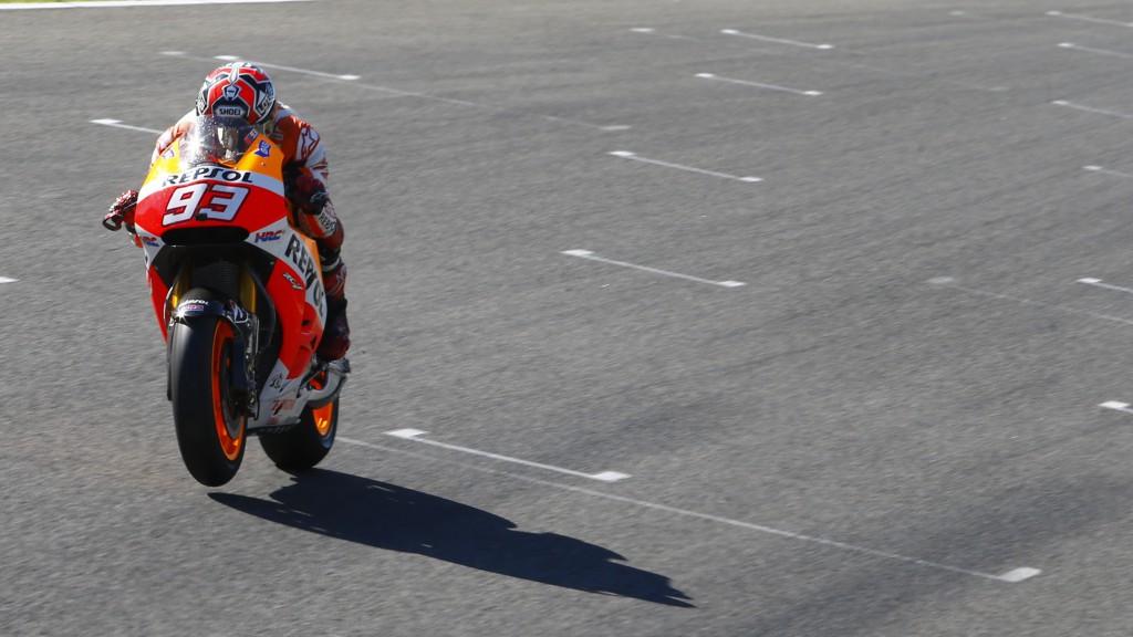 Marc Marquez, Repsol Honda Team, Jerez Test