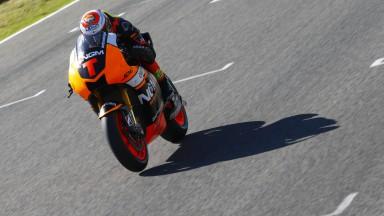 Simone Corsi, NGM Forward Racing, Jerez Test