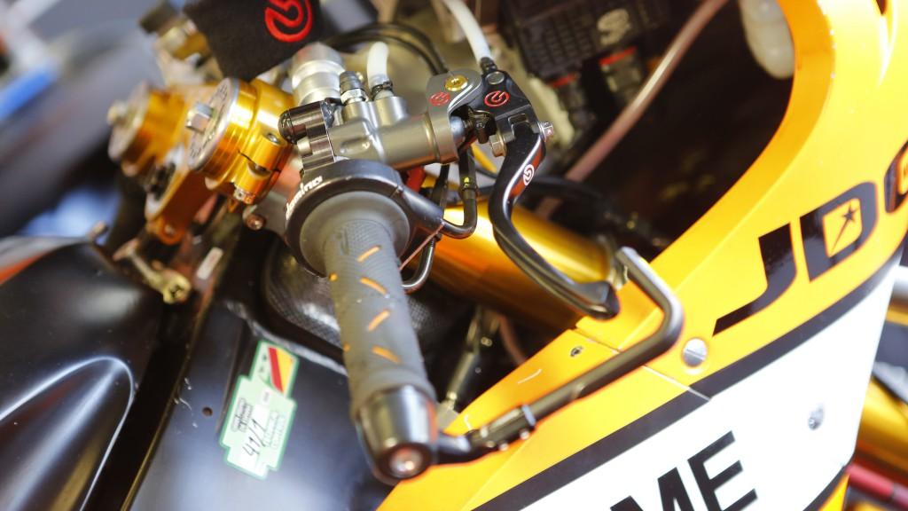 Aleix Espargaró, NGM Forward Racing, Jerez Test