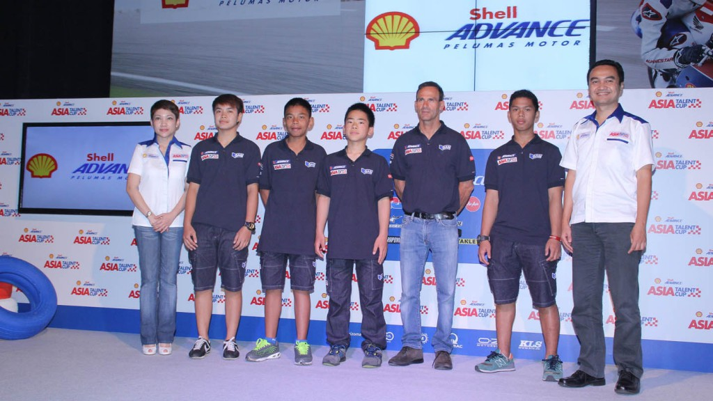 Shell Advance Asia Talent Cup prepares to turn potential into performance at Sentul International Circuit