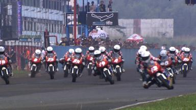 SAATC: Highlights from Indonesia
