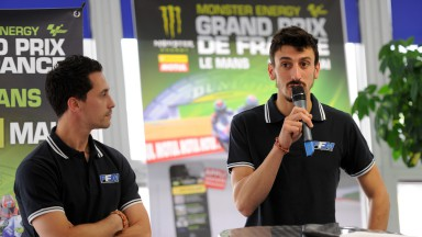 Monster Energy Grand Prix de France Presentation