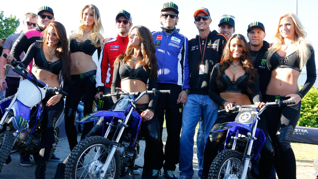 Monster Energy Pit Bike Event
