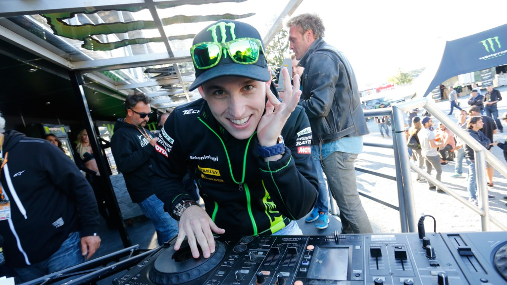 Pol Espargaro, Monster Yamaha Tech 3 - Monster Energy Pit Bike Event