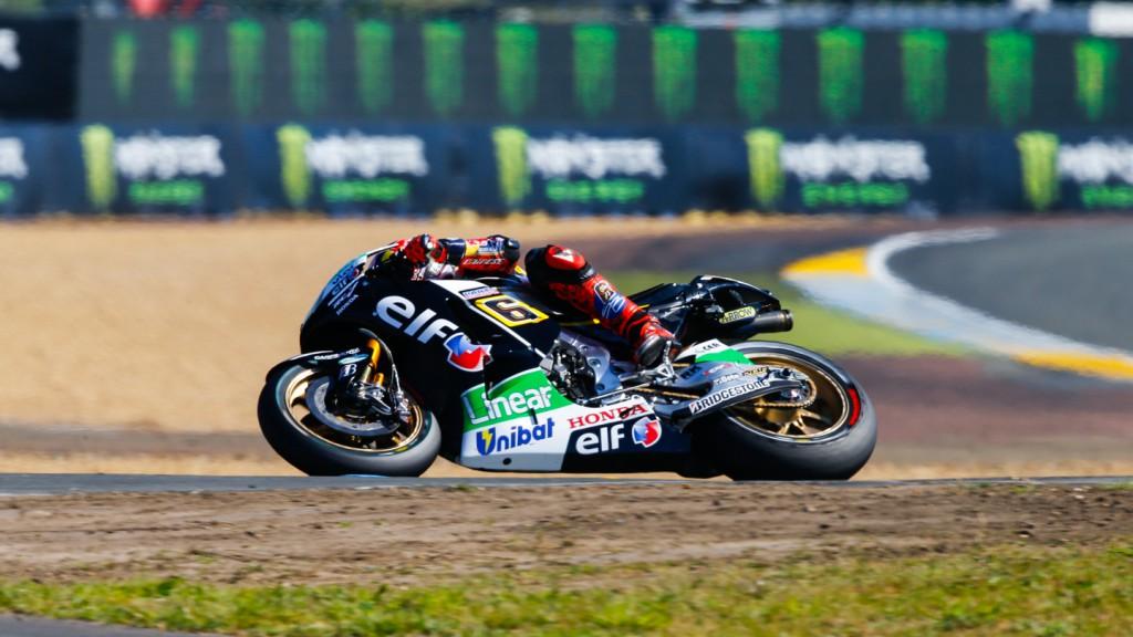 Stefan Bradl, LCR Honda MotoGP, FRA FP2