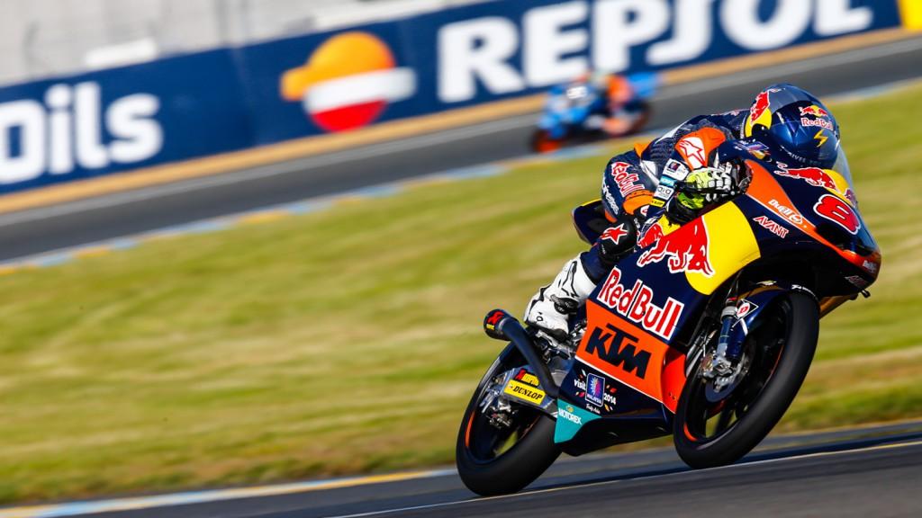 Jack Miller, Red Bull KTM Ajo, FRA FP2