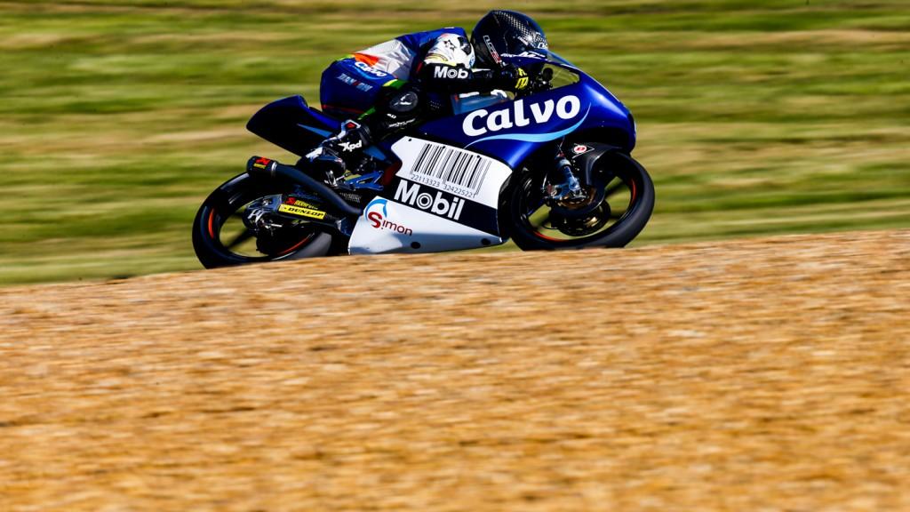 Isaac Viñales, Calvo Team, FRA FP1