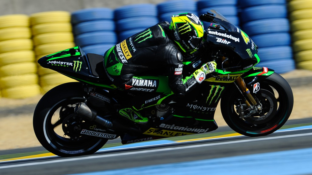 Pol Espargaro, Monster Yamaha Tech 3, FRA FP2