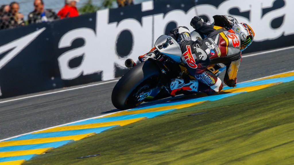 Esteve Rabat, Marc VDS Racing Team, FRA FP1