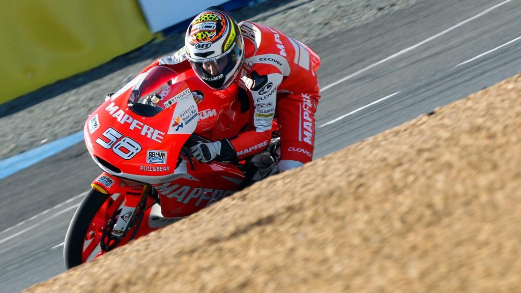 Juanfran Guevara, Mapfre Aspar Team Moto3, FRA FP1
