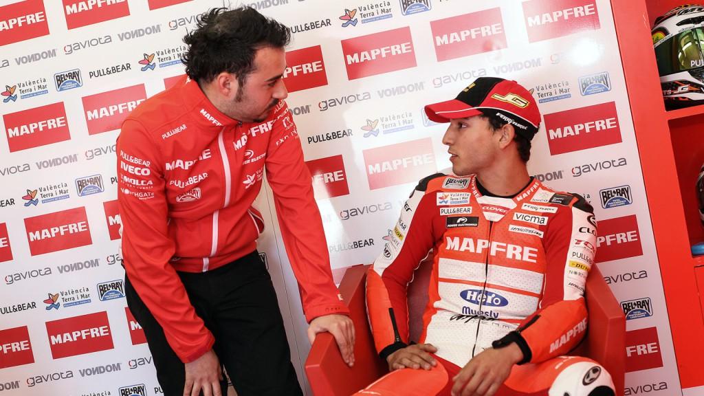 Juanfran Guevara, Mapfre Aspar Team Moto3, FRA FP2