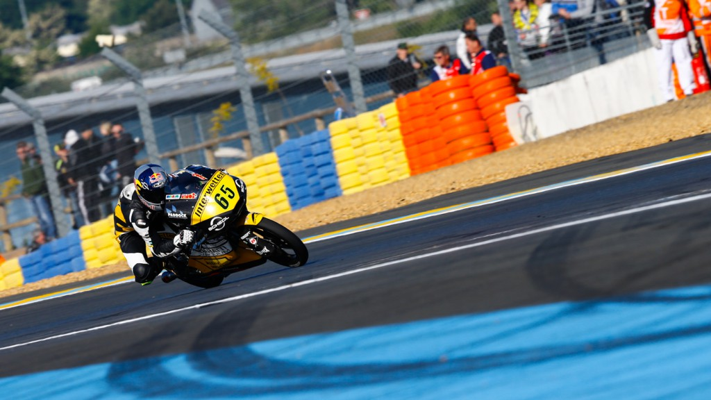 Philipp Oettl, Interwetten Paddock Moto3, FRA FP2