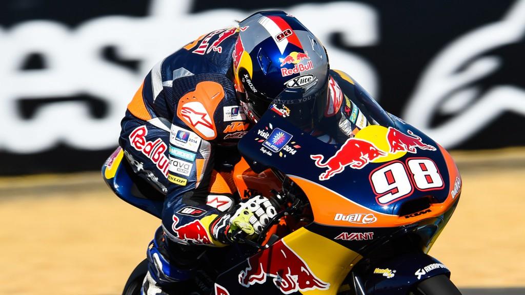 Karel Hanika, Red Bull KTM Ajo, FRA FP2