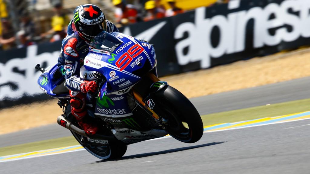 Jorge Lorenzo, Movistar Yamaha MotoGP, FRA FP2