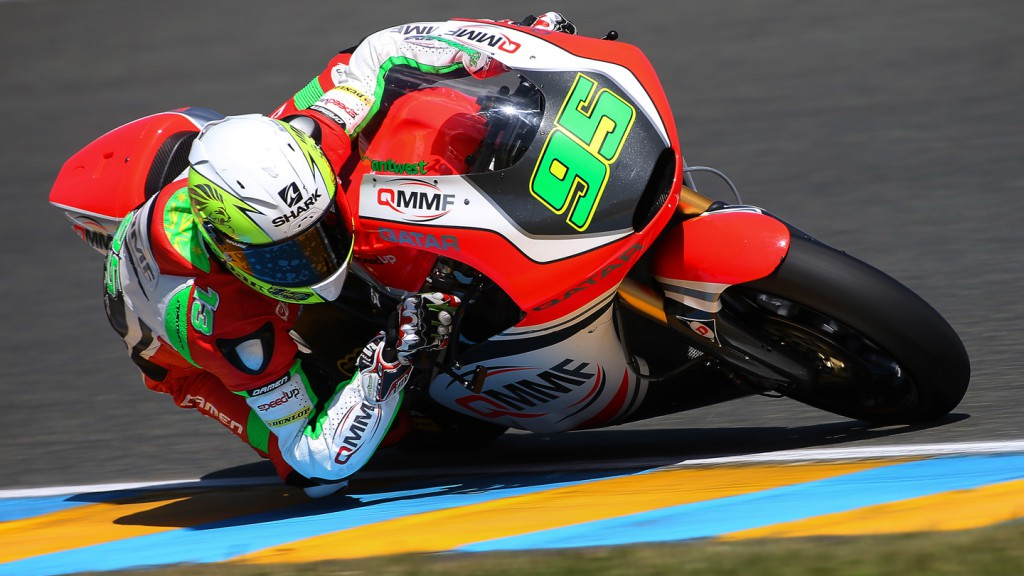 Anthony West, QMMF Racing Team, FRA FP2