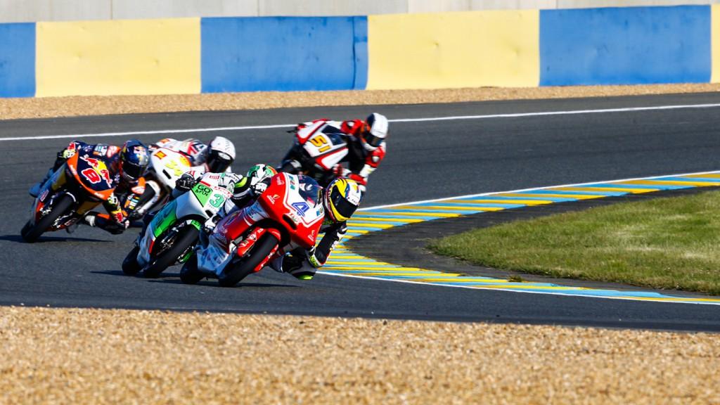 Moto3, FRA FP2