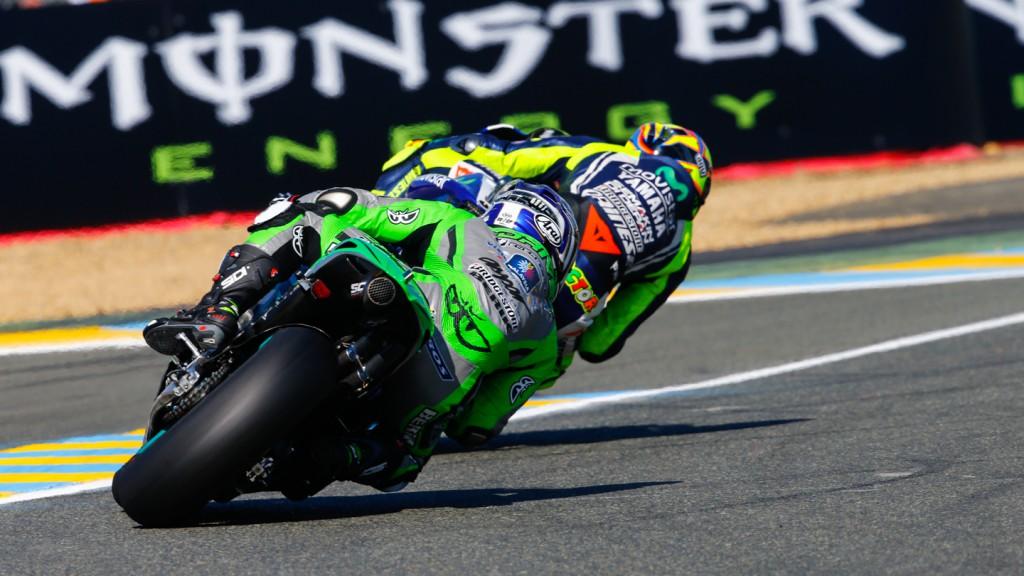 Hiroshi Aoyama, Valentino Rossi, Drive M7 Aspar, Movistar Yamaha MotoGP, FRA FP1