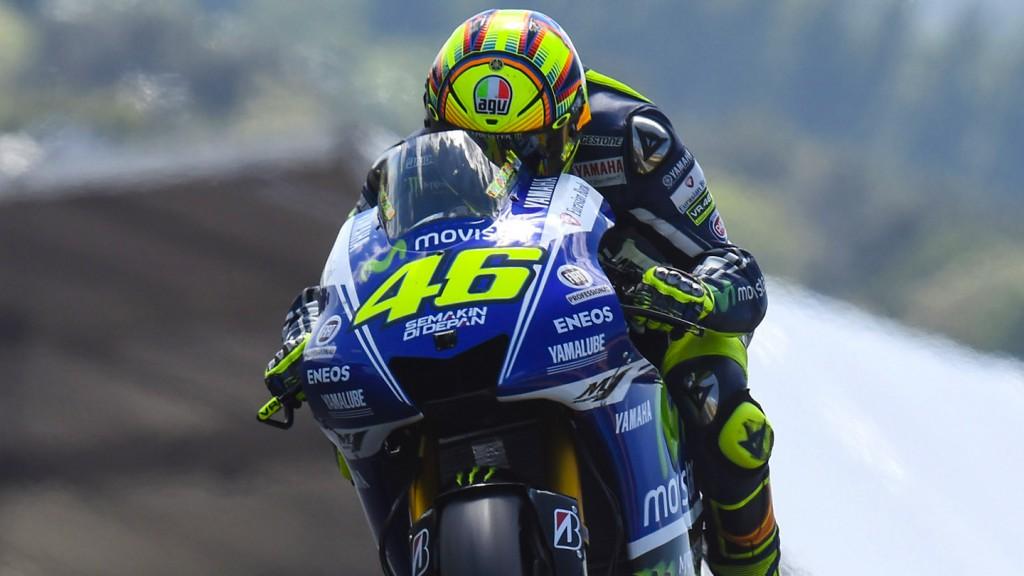 Valentino Rossi, Movistar Yamaha MotoGP, FRA FP2