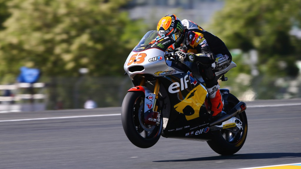 Esteve Rabat, Marc VDS Racing Team, FRA FP2