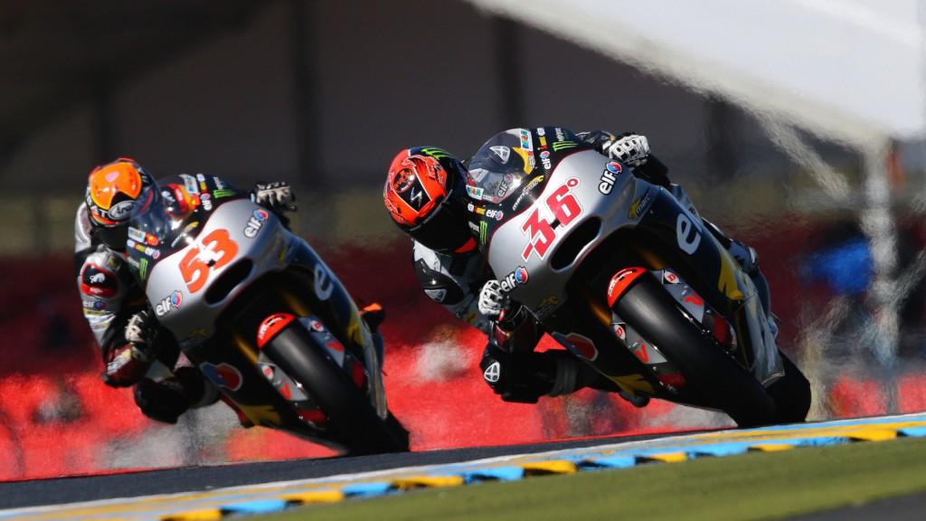 Mika Kallio, Esteve Rabat, Marc VDS Racing Team, FRA FP2