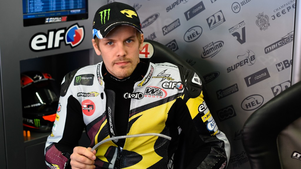 Mika Kallio, Marc VDS Racing Team, FRA FP2