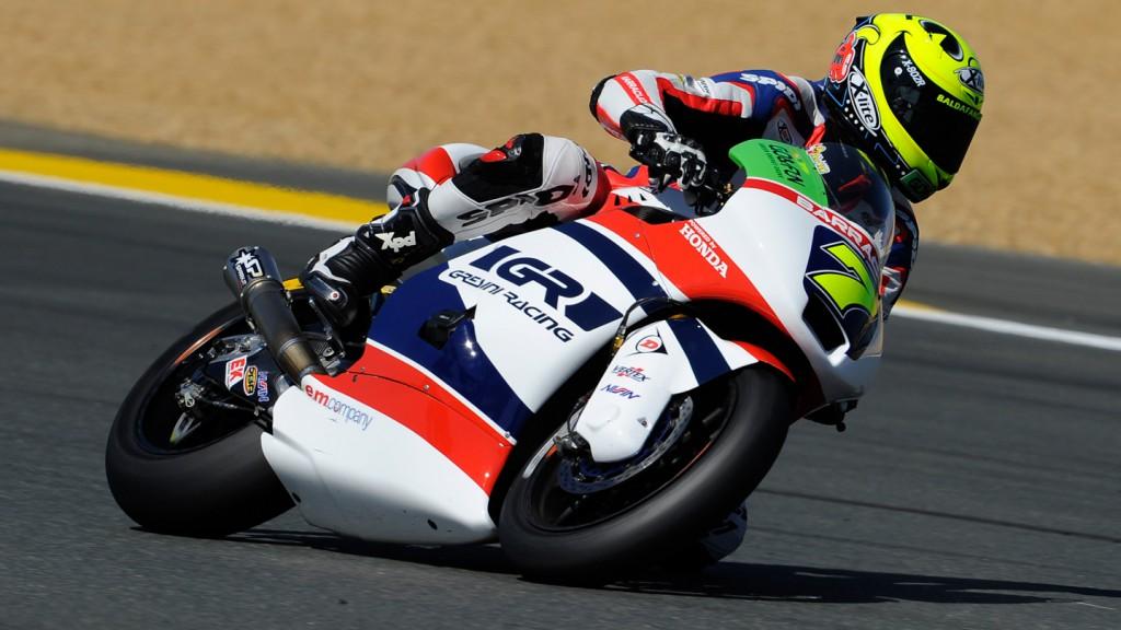 Lorenzo Baldassarri, Gresini Moto2, FRA FP2