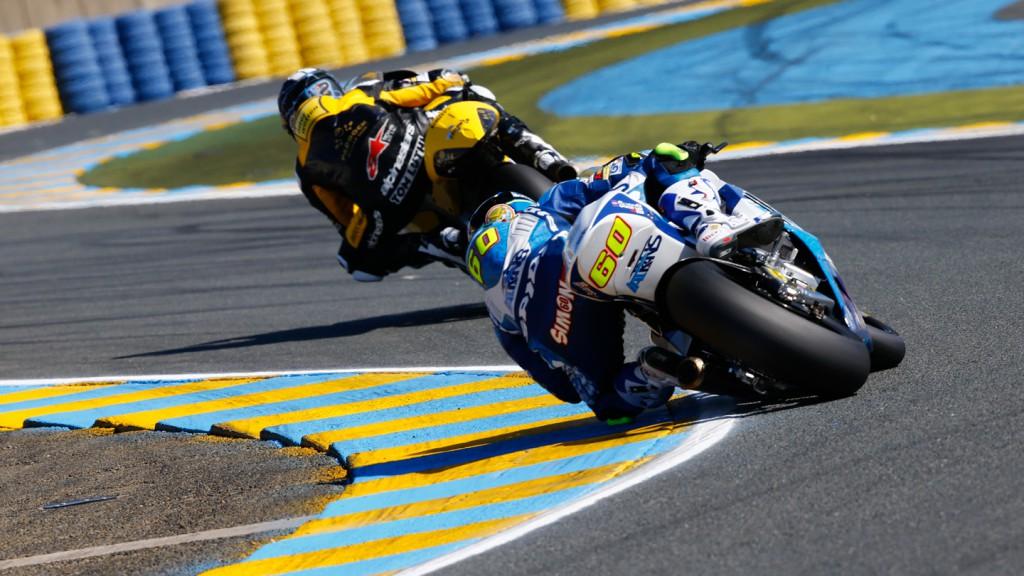 Julian Simon, Italtrans Racing Team, FRA FP2