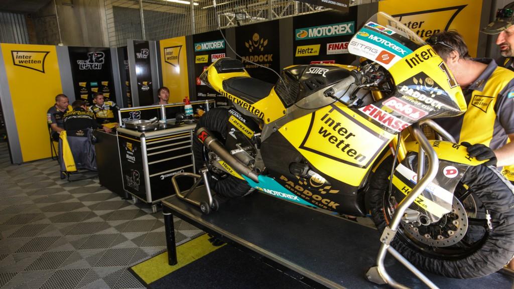 Interwetten Paddock Moto2, FRA FP2