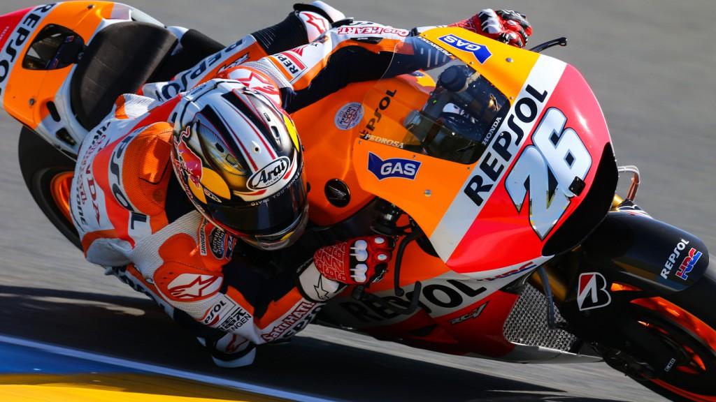 Dani Pedrosa, Repsol Honda Team, FRA FP2