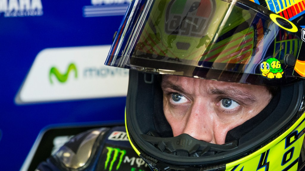 Valentino Rossi, Movistar Yamaha MotoGP, FRA FP2 © Scott Jones, PHOTO.GP