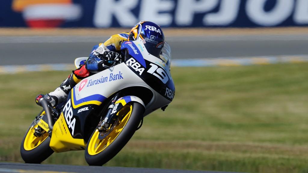 Gabriel Rodrigo, RBA team, QP CEV Le Mans
