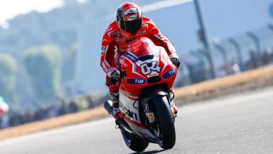 Andrea Dovizioso, Ducati Team, FRA Q2